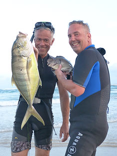 pêche sportive sumba