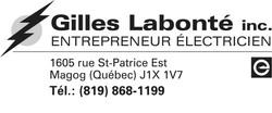 Logo Gilles Labonté