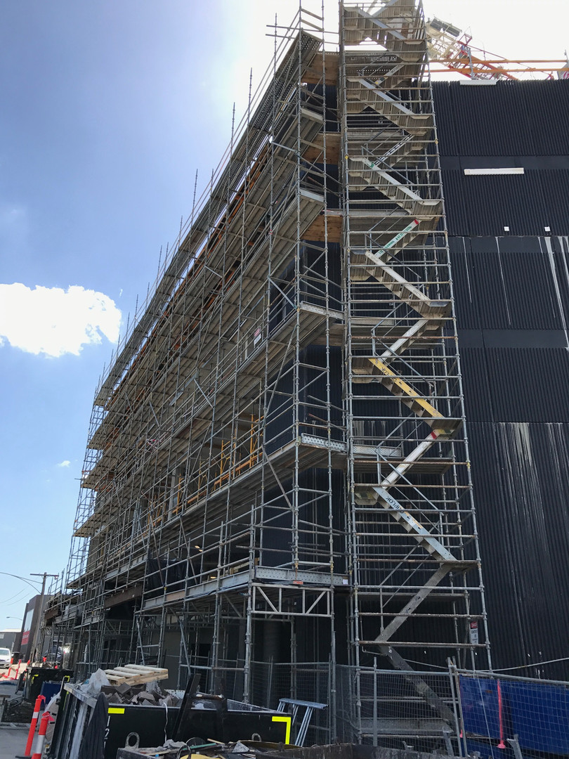 TOPSCAFF_STAIR ACCESS