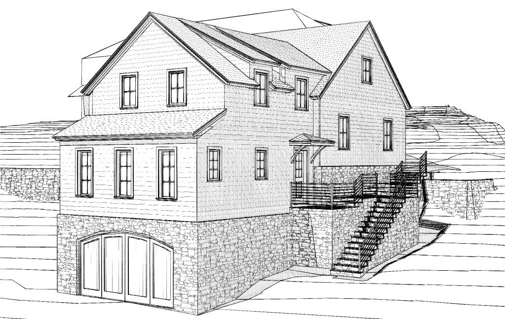 North East Sketch