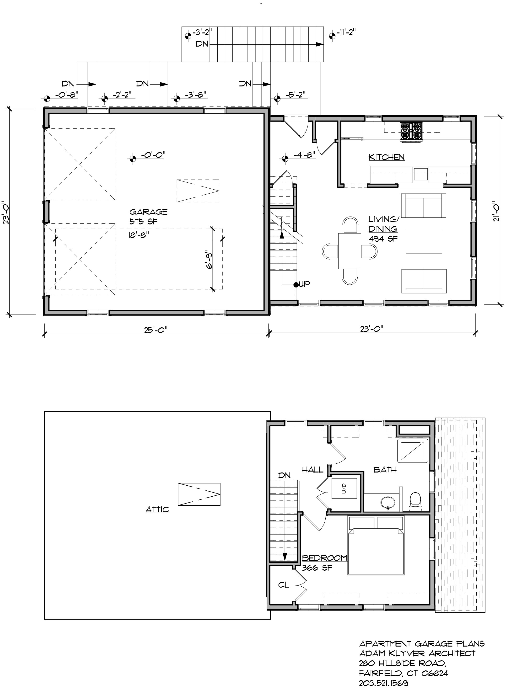 A-101 FIRST FLOOR PLAN