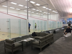Squash Club: Westport, Ct
