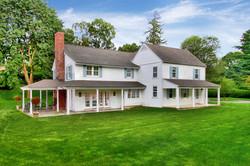Connecticut Farm House