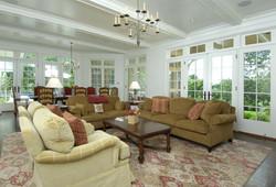 Estate family room