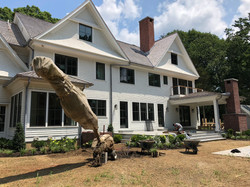 New home, Greenwich, CT