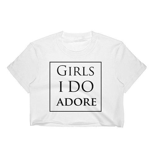 Adore you HOV tee