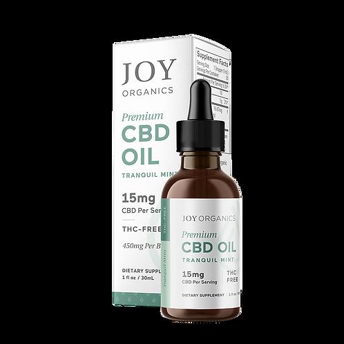 Joy Organics CBD OIL 450mg
