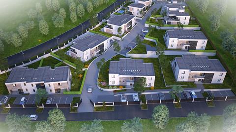 Törökbálint, IV. ütem 29 lakásos lakópark