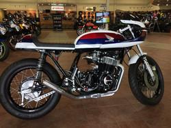 Honda CB 750 After 1