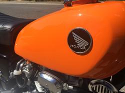 1973 Honda CB 350 Resto Mod
