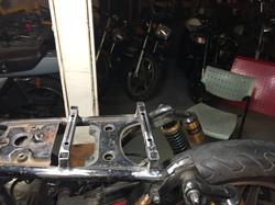 1981 Honda CB 750 F Cafe Racer