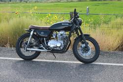 1977 Kawasaki KZ 400 Scrambler
