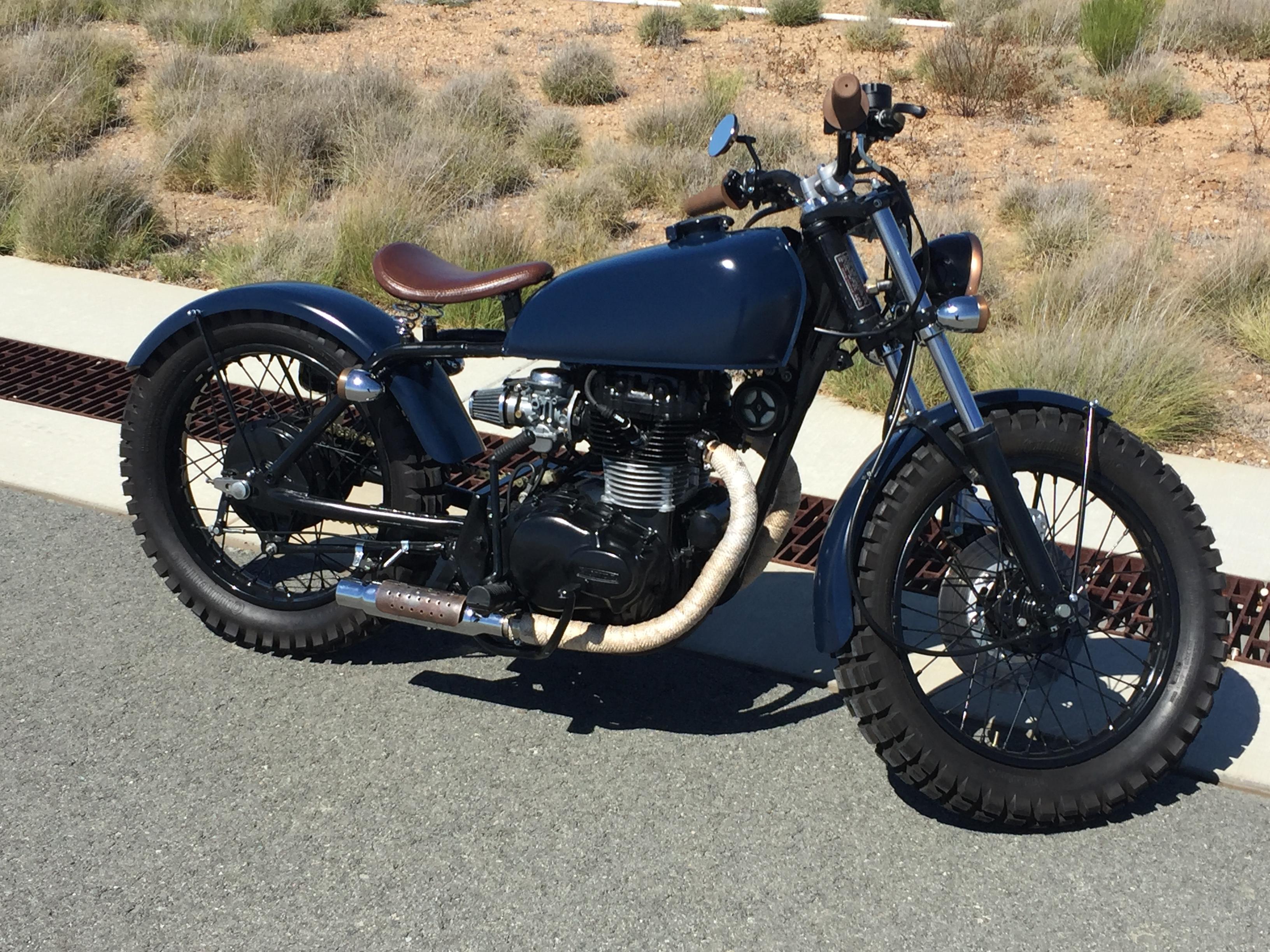 1974 Honda CB 360 After 10