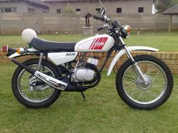 1974 Yamaha    MR 50 after pic 1