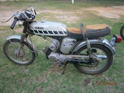 1976 Yamaha FS3 before pic 1