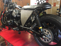 1981 Honda CB 750 F Brat