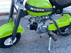 70 Honda QA 50