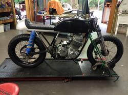 Honda CB 750 Before 1