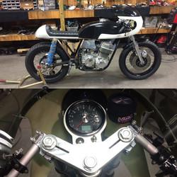 Honda CB 750 Before 2