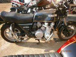 1979 Kawsaki KZ 1300 before pic 1