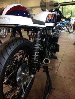 Honda CB 750 After 4