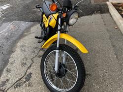 1977 Yamaha DT 100