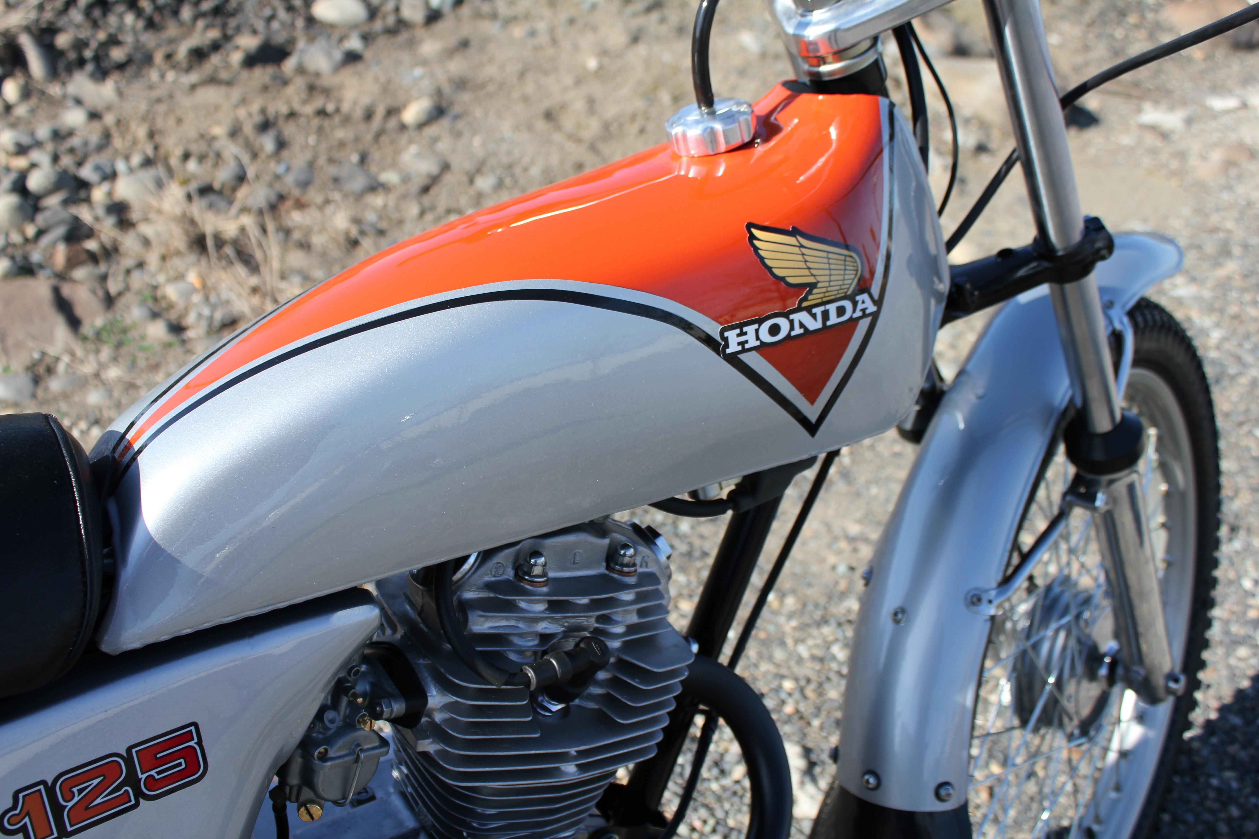 1975 Honda TL 125