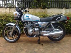 1981 Suzuki GSX 1100 after pic 1