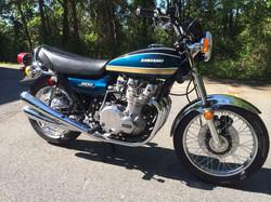 1975 Kawasaki    Z1 B after 1