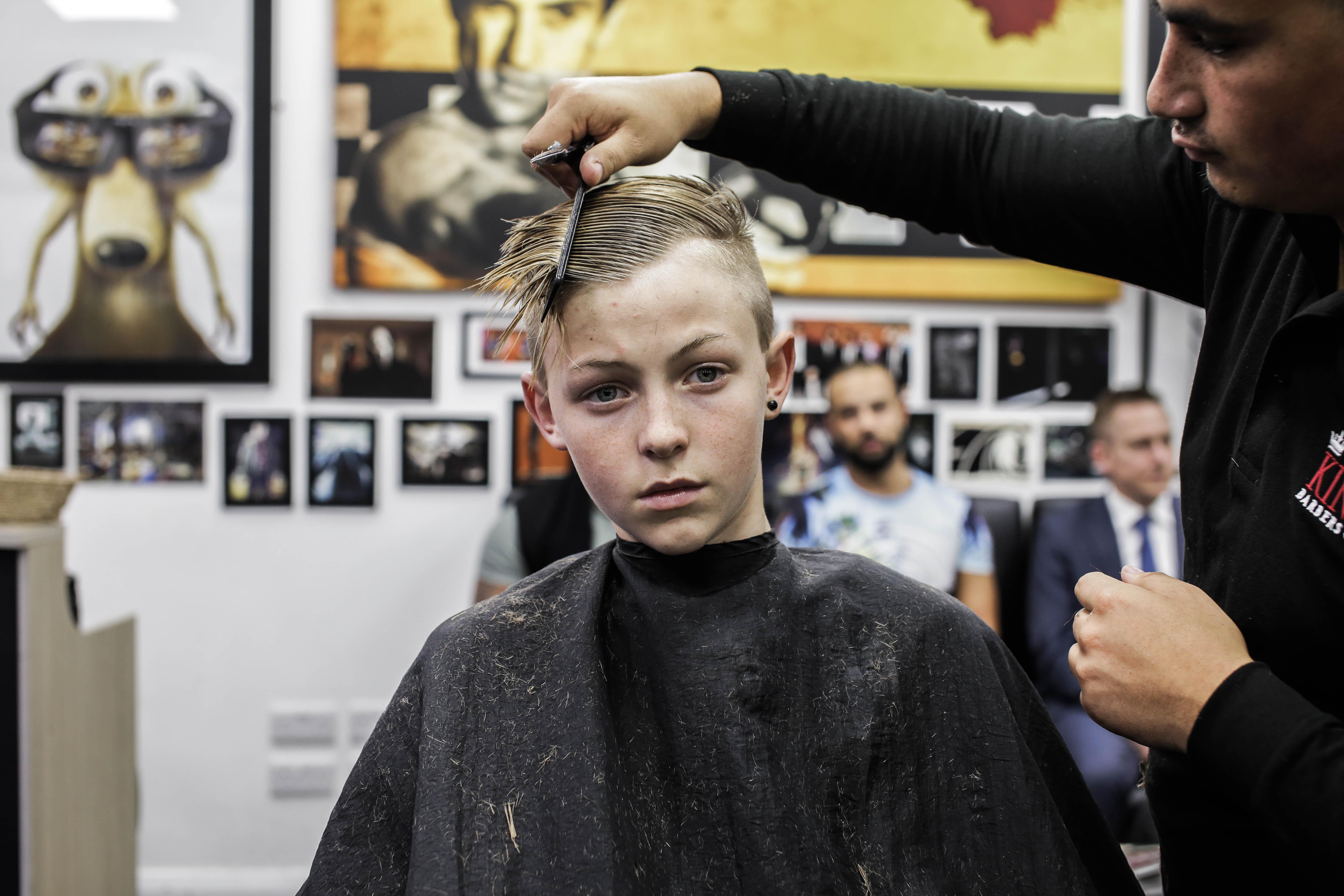 Kings Barbers Canley
