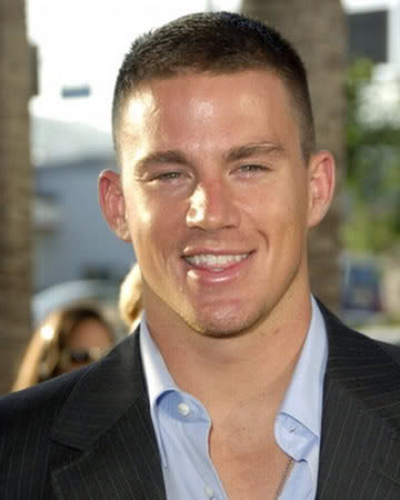 Channing Tatum Supporting A Crew Cut - The Crew Cut - Mens Hair Styles 2017