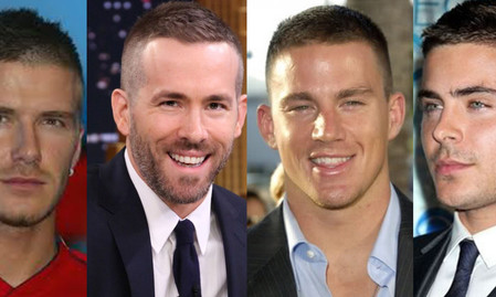The Crew Cut - The Perfect Mens Hair Styles 2017