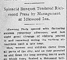 Part 7: Live Fast, Die Hard -- Richmond's Idlewood Amusement Park