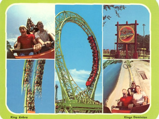 Part 14: Thunderblooper -- Kings Dominion's King Kobra