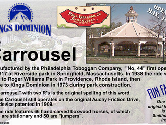 Part 9: You need to know an awful lot About Philadelphia Toboggan Company Carrousels that have opera