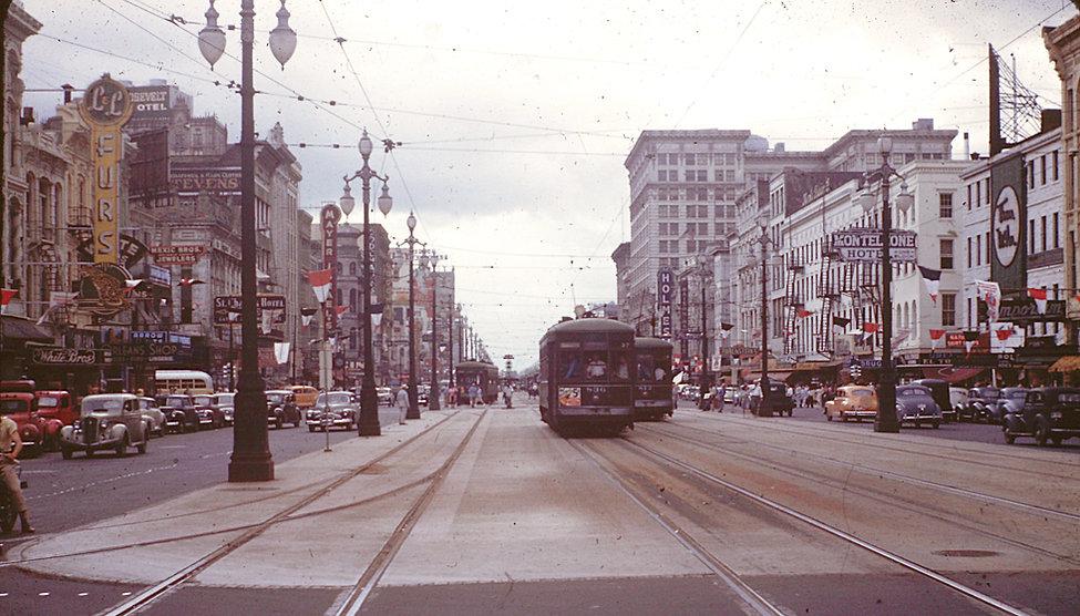1947 New Orleans street.JPG