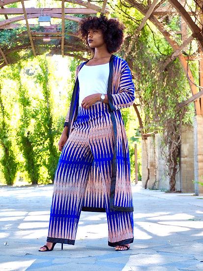 Kita Kimono Set Blue