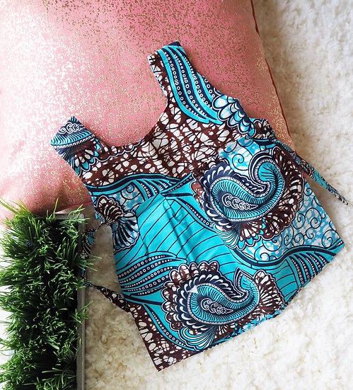 Infant Teal Dress