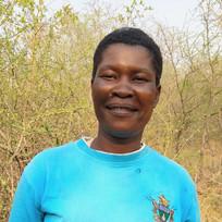 Virginia Karisawu, Project Officer