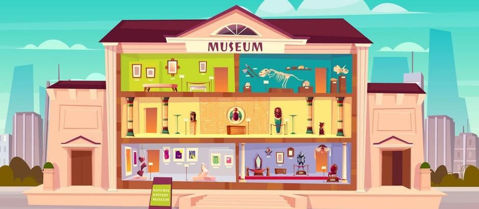 Онлайн музеи!