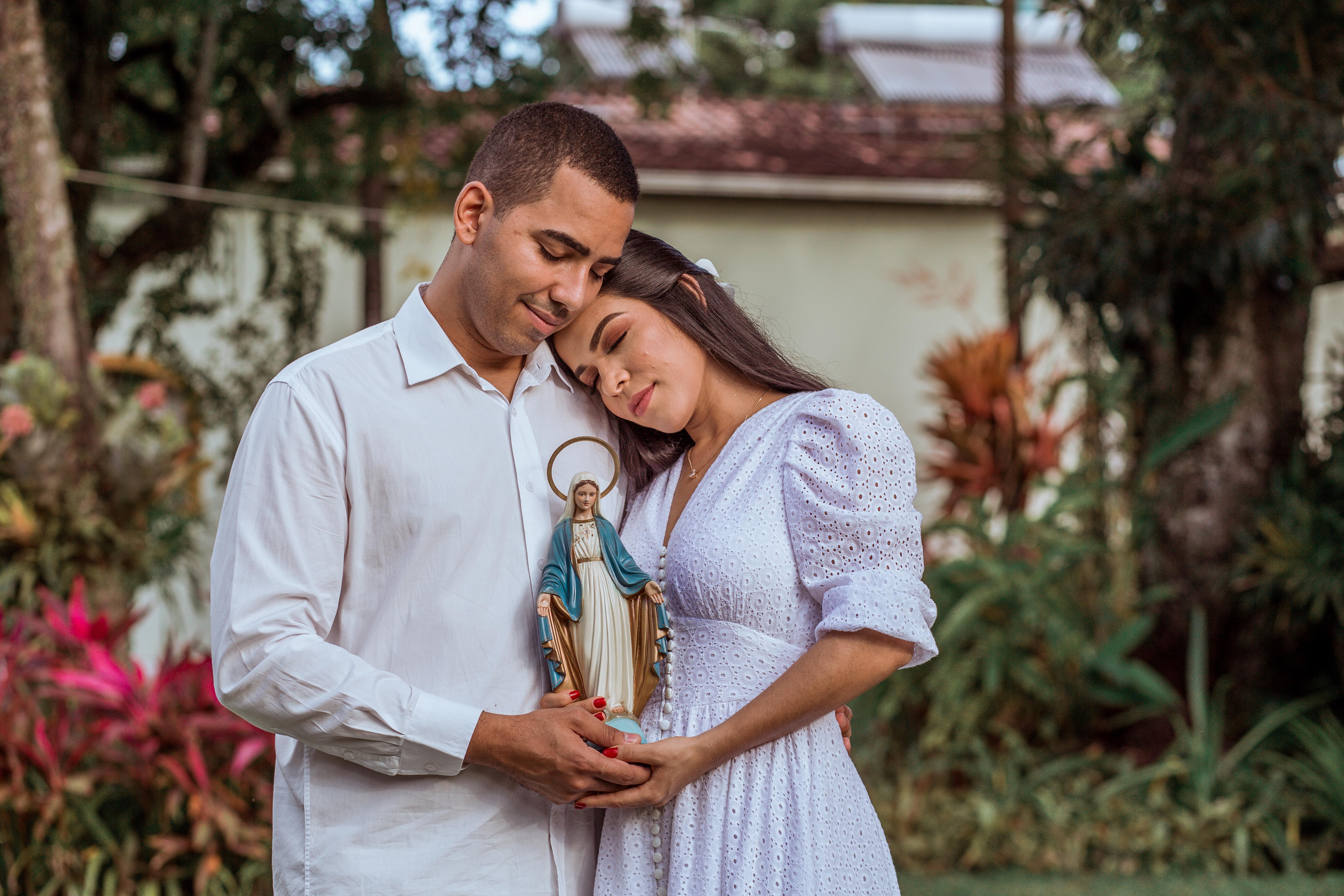 Viviane e Mateus