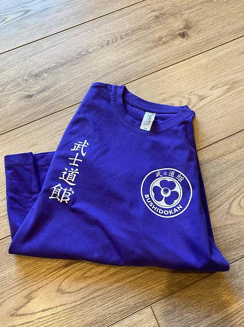 T-shirt: PURPLE