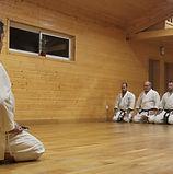 stage karate do Hombu dojo du 4 octobre