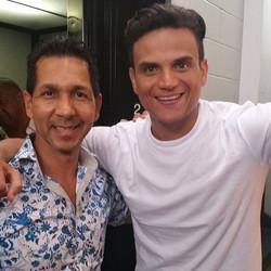 Un gran orgullo colombiano _sildacor _Sillvestredangong #laboom #vallenatos
