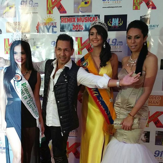 Entrega de premios Remix Latino 2015