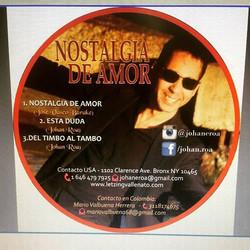 Bueno mis amigos y seguidores aqui les presento el album promocional de 3 de mis canciones que vendr