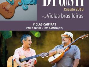 Fabrica de Criação Popular apresenta o Sonora Brasil na véspera do feriado em Triunfo