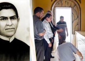 Equipe do Vaticano verifica restos mortais de Padre Ibiapina, para processo de beatificação.