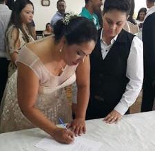 Mulheres em Serra Talhada protagonizam o primeiro casamento homoafetivo da região