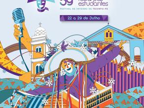 Prefeitura e FUNDARPE divulgam programação da 59ª Festa dos Estudantes - Festival de Inverno de Triu
